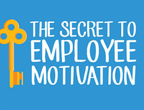 The Secret to Employee Motivation [Infographic]